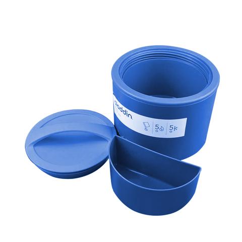 Ланчбокс Aladdin Bento (0,6 литра), синий