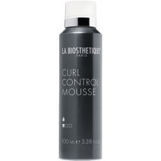 La Biosthetique Styling New: Гелевая пенка для укладки вьющихся волос (Curl Control Mousse), 100мл