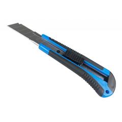 Нож универсальный KROFT сегментированный Auto-lock 18мм (203058)