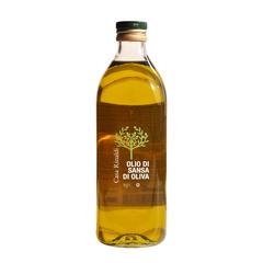 Масло оливковое рафинированное 1 л (OLIO DI SANSA E OLIVA 1L)