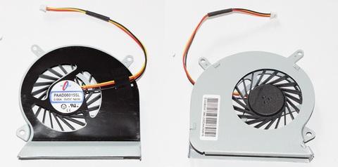 Вентилятор (кулер) для MSI GE70, MS-1756, MS-1757