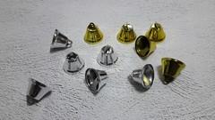 Колокольчики для творчества, металлические.