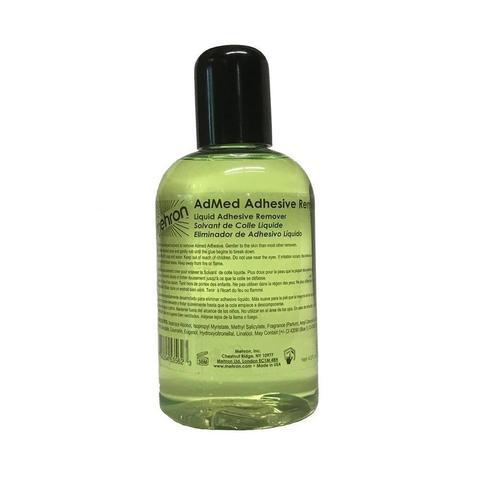 MEHRON Жидкость для снятия клея AdMed Liquid Adhesive Remover, 133 мл