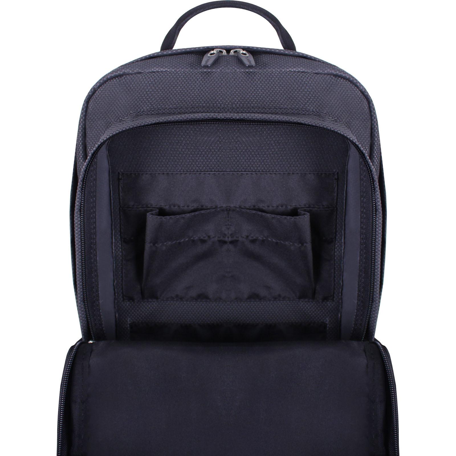 Рюкзак для ноутбука Bagland Jasper 19 л. Чёрный (00155169) фото 8