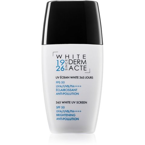 Academie White Derm Acte SPF50 UVA/UVB/PA++++ UV Écran White 365 Jours FPS 50 UVA/UVB/PA++++