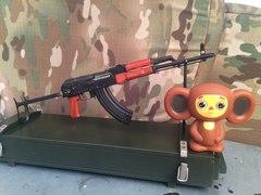 Kalashnikov AKMS scale 1:3