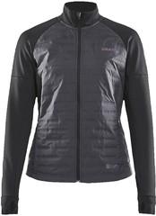 Элитная утепленная беговая куртка Craft Sub Zero Jacket 2020 женская