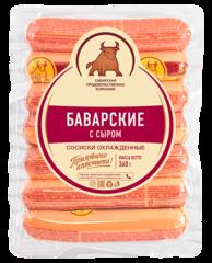 "Сосиски ""СПК"" баварские в/у, 360 г"