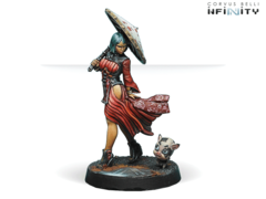 HVT   Dragon Lady, Imperial Service Judge