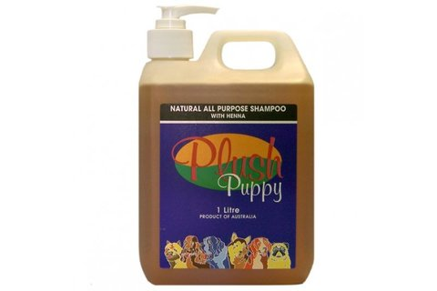 Natural All Purpose Shampoo with Henna 1000 мл