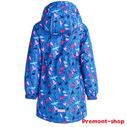 Парка для девочки Premont Весенняя Вильсония SP91402