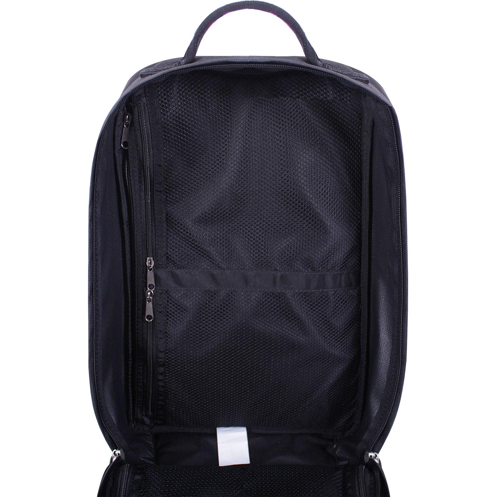 Рюкзак для ноутбука Bagland Jasper 19 л. Чёрный (00155169) фото 9