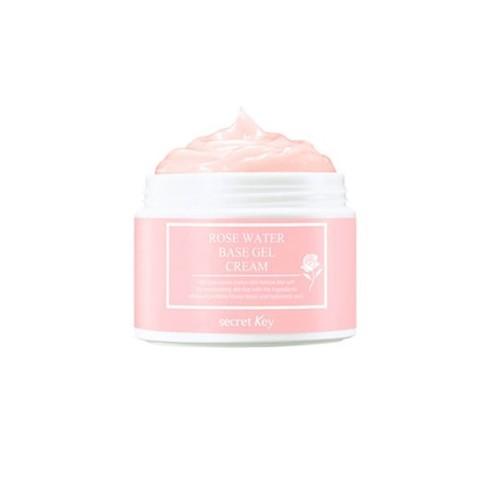 Secret Key Rose Water Гель-крем для лица с розовой водой, 100 г