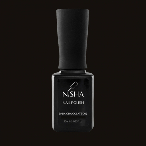 Гель-лак Nisha Dark Chocolate 062
