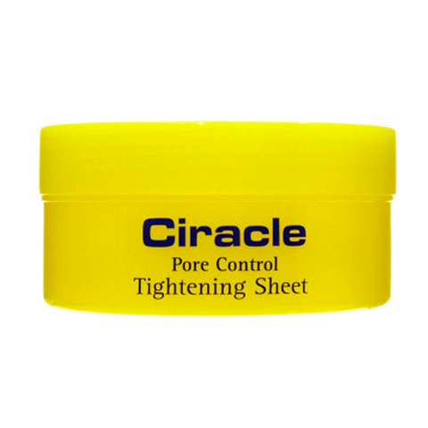 Ciracle Blackhead Маска-патч Ciracle Pore Control Tightening Sheet 40шт