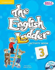 The English Ladder 3 Activity Book with Songs A...