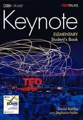 Keynote Elem SB + DVD-ROM
