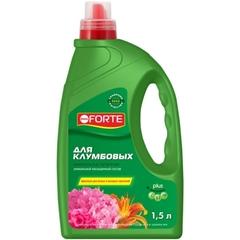 Bona Forte ЖКУ открытого грунта для клумбовых растений. 1,5л удобрение