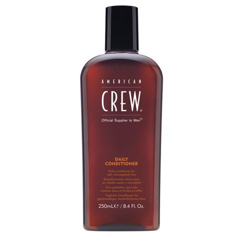 American Crew Classic: Кондиционер для ежедневного ухода для мужских волос (Daily Conditioner), 250мл/450мл/1л