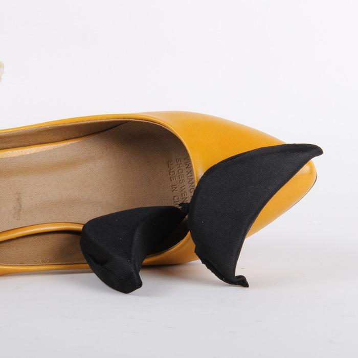 Вставки в носок для уменьшения на 1 размер и снижения давления на пальцы, 1 пара