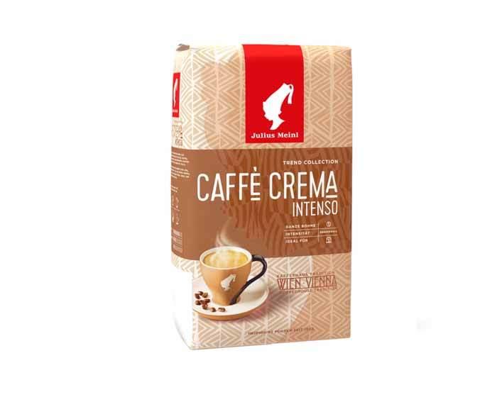 Кофе в зернах Julius Meinl Caffe Crema Intenso, 1 кг