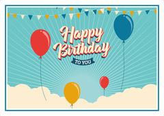 Açıqca\Открытки\Gift  Happy Birthday to you