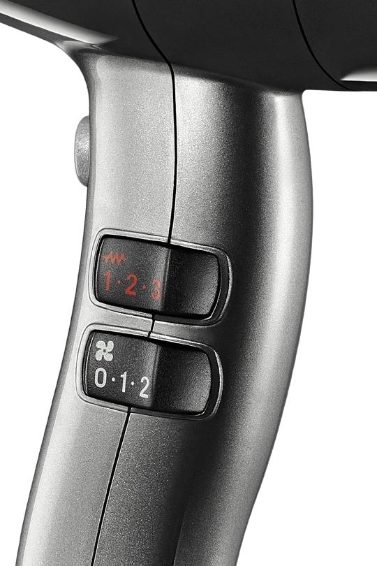 Фен профессиональный VALERA Swiss Silent Jet 8600 Ionic Rotocord