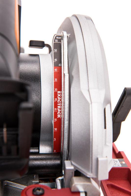 Дисковая пила аккумуляторная WORX WX530 20В