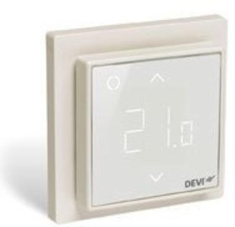 Devi DEVIreg Smart Wi-Fi White - терморегулятор, цвет белый (140F1141)