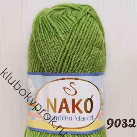 NAKO BAMBINO MARVEL 9032, Зеленый