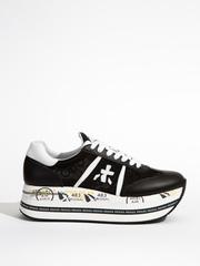 Комбинированные кроссовки Premiata Beth 5215