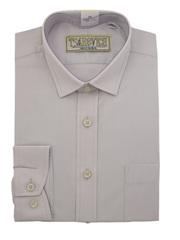 Рубашка Царевич Silver