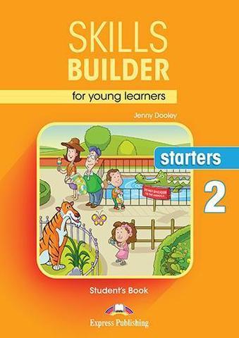 SKILLS BUILDER STARTERS 2 Student's Book - Учебное пособие. Ревизия 2017 года