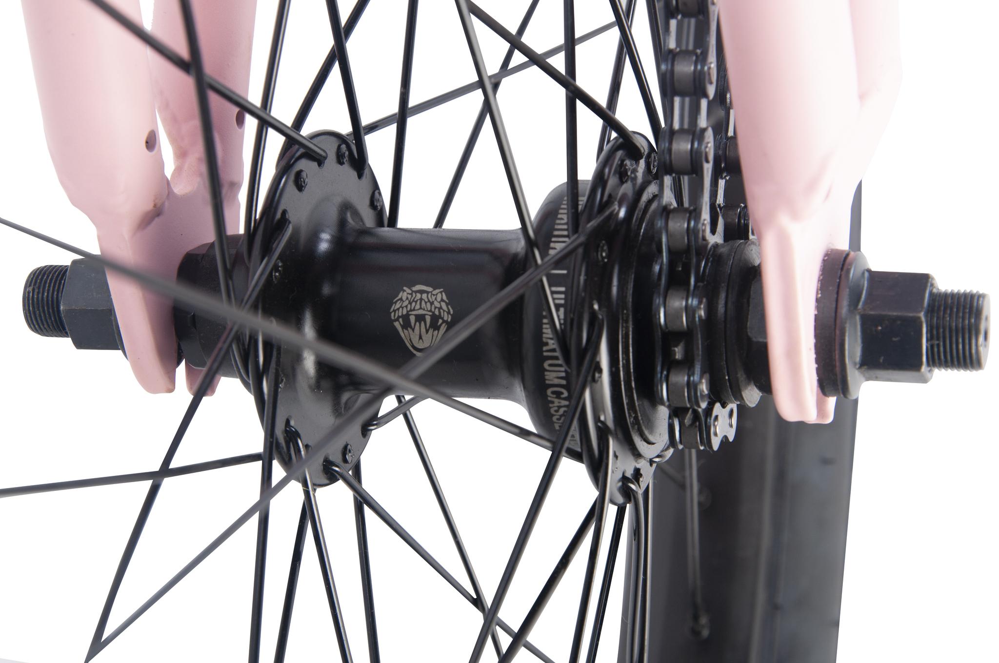 BMX Велосипед Karma Ultimatum LT 2020 (матовый розовый)