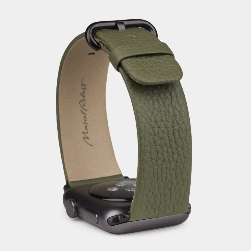 Band for AW 38/40mm – green