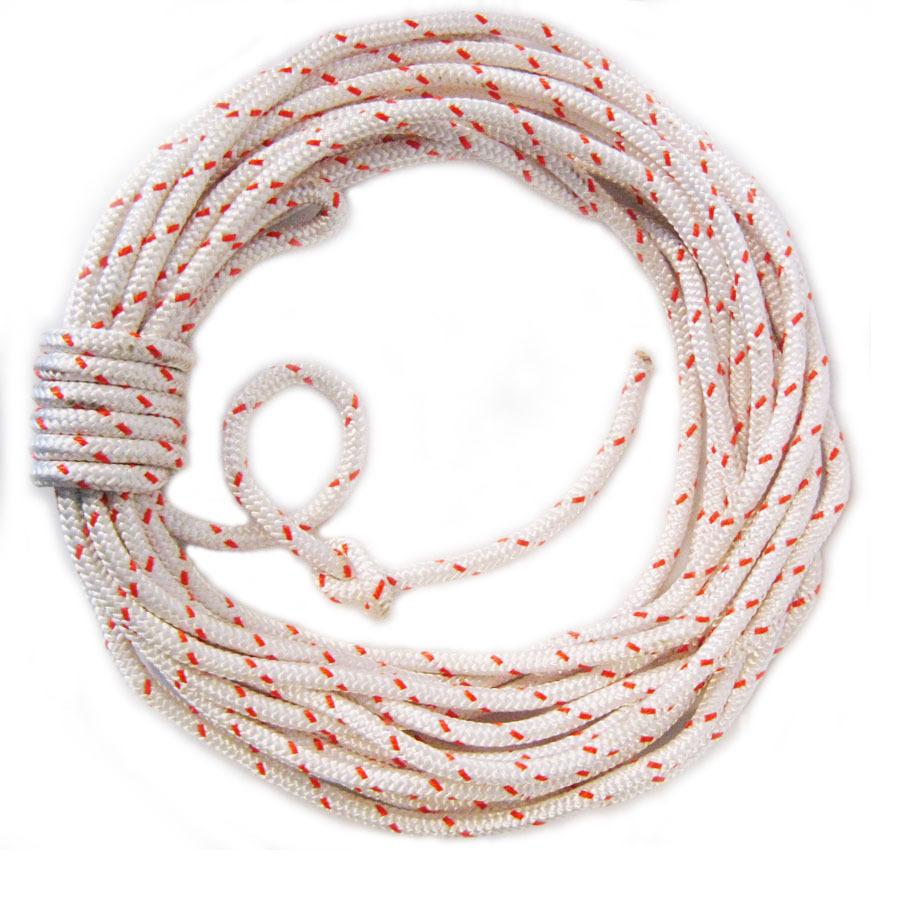 Веревка арбористическая 15 мм 16-прядная ПЭФ