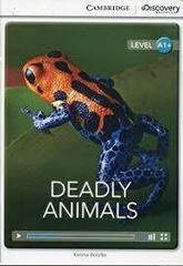 Deadly Animals Bk +Online Access