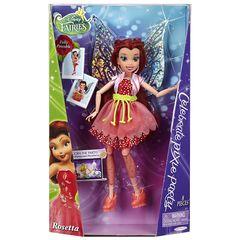 Кукла фея Розетта, Вечеринка Дисней