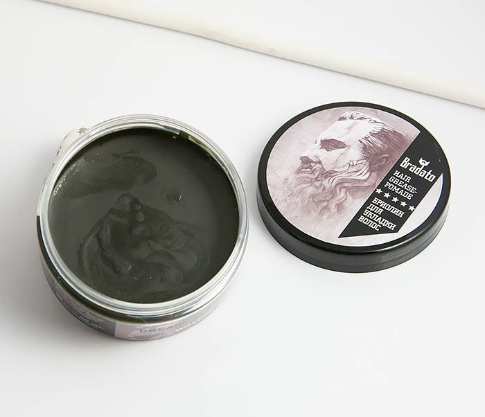RAZ263 Бриолин экстра-сильной фиксации для укладки волос «Bradato» (100 мл) фото 06