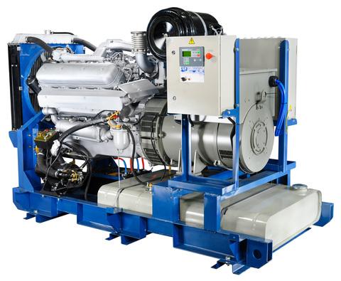 Дизельный генератор ЯМЗ АД-150-Т400