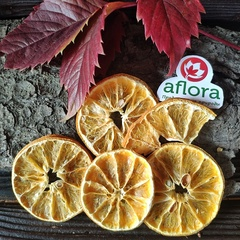 Чипсы фруктовые Апельсин / 250 г