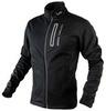 Утеплённый лыжный костюм 905 Victory Code Go Fast Dynamic Black с высокой спинкой мужской