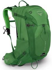 Рюкзак туристический Osprey Manta 24 Green Shade