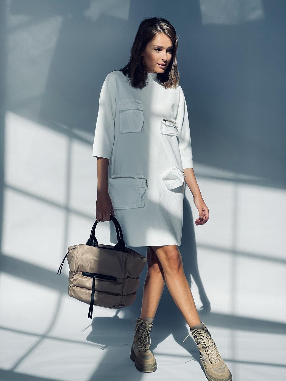 Платье, Ballerina, FF02128 (белый)