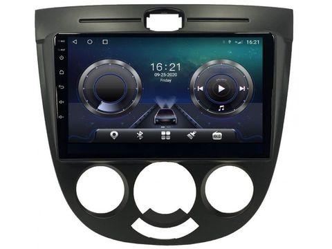 Магнитола для Chevrolet Lacetti (04-13) Android 10 6/128GB IPS DSP 4G модель CB-3331TS10