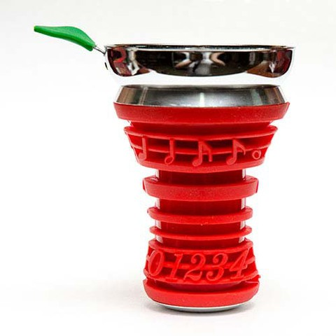 Чашка алюминиевая силиконовая