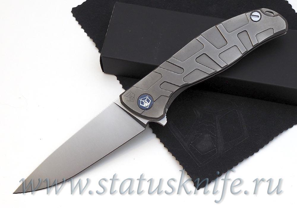 Нож Широгоров Flipper 95 ELMAX узор T подшипники