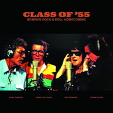 Carl Perkins, Jerry Lee Lewis, Roy Orbison, Johnny Cash / Class Of '55: Memphis Rock & Roll Homecoming (LP)