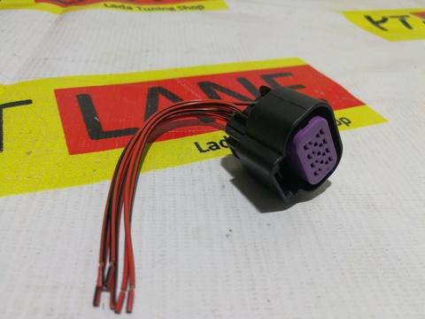 Разъем датчика положения дроссельной заслонки 8-клап. E-GAS