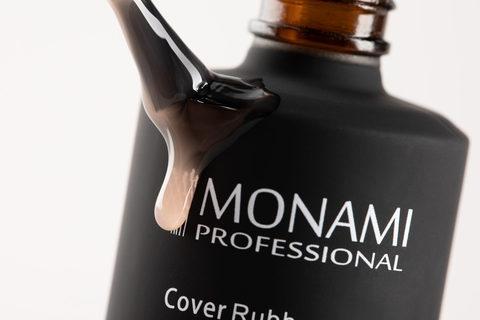Monami Rubber Base NUDE SHINE 15ml